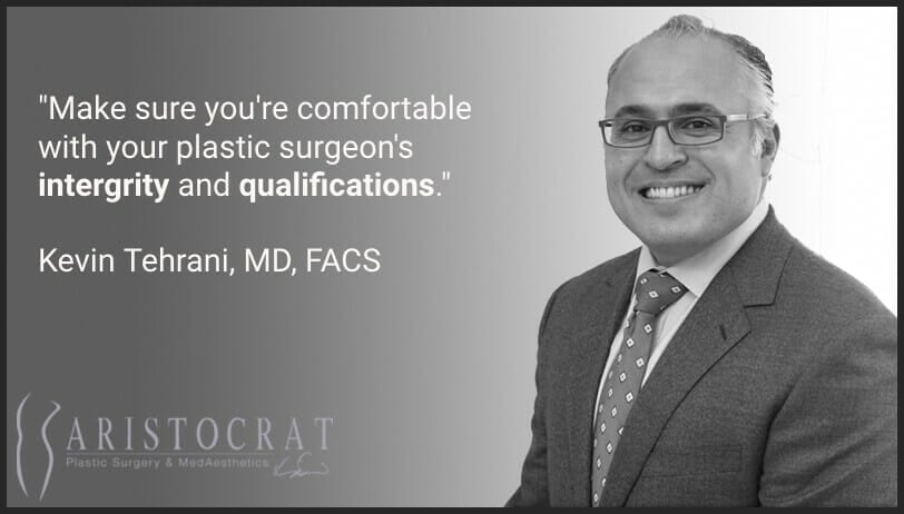 Dr. Tehrani quote on liposuction recovery