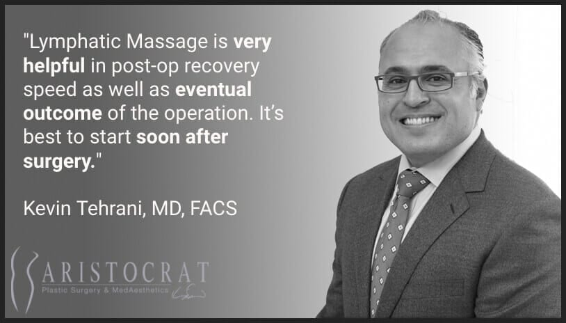 Dr. Tehrani quote on lymphatic massage4